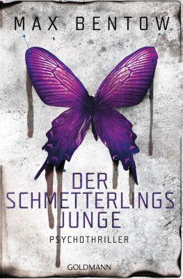 Der Schmetterlingsjunge, Max Bentow