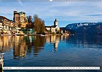 Der schöne Wolfgangsee im Salzkammergut (Wandkalender 2019 DIN A2 quer) - Produktdetailbild 1