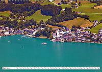 Der schöne Wolfgangsee im Salzkammergut (Wandkalender 2019 DIN A2 quer) - Produktdetailbild 4