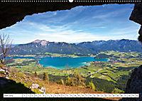Der schöne Wolfgangsee im Salzkammergut (Wandkalender 2019 DIN A2 quer) - Produktdetailbild 6