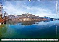 Der schöne Wolfgangsee im Salzkammergut (Wandkalender 2019 DIN A2 quer) - Produktdetailbild 11