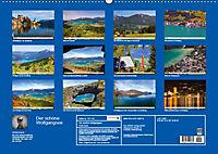 Der schöne Wolfgangsee im Salzkammergut (Wandkalender 2019 DIN A2 quer) - Produktdetailbild 13