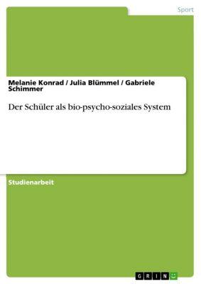 Der Schüler als bio-psycho-soziales System, Melanie Konrad, Gabriele Schimmer, Julia Blümmel