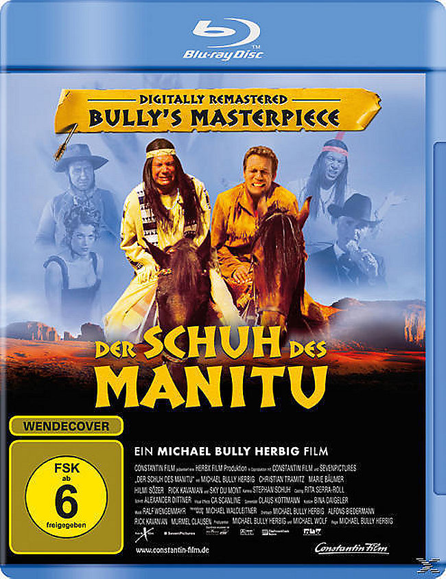 Der Schuh des Manitu Remastered Blu-ray bei Weltbild.de kaufen