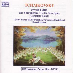 Der Schwanensee, Lenard, Tschech.Slowak.RSO