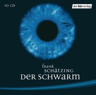 Der Schwarm, 10 Audio-CDs, Frank Schätzing
