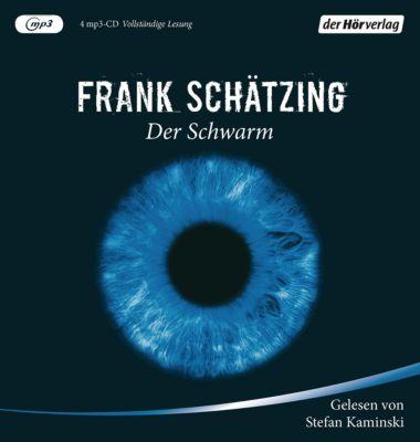Der Schwarm, 4 MP3-CDs, Frank Schätzing