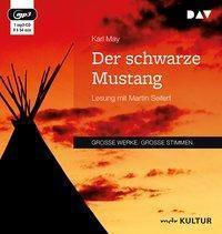 Der schwarze Mustang, 1 MP3--CD, Karl May