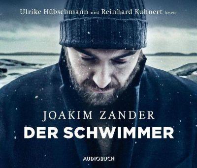 Der Schwimmer, 6 Audio-CDs, Joakim Zander
