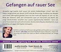 Der Seewolf, 5 Audio-CDs - Produktdetailbild 1