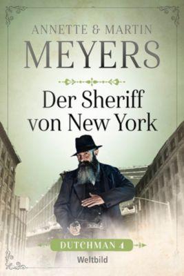 Der Sheriff von New York, Annette und Martin Meyers
