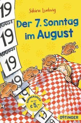 Der siebte Sonntag im August, Sabine Ludwig