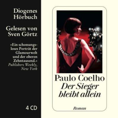 Der Sieger bleibt allein, 6 Audio-CDs, Paulo Coelho