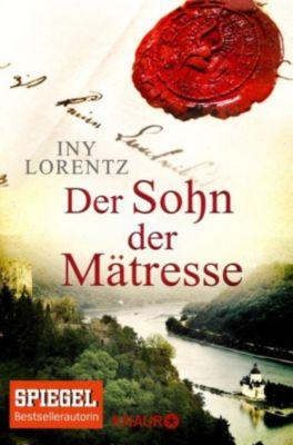 Der Sohn der Mätresse, Iny Lorentz