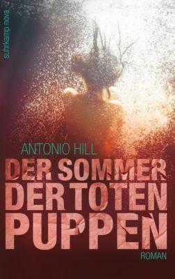 Der Sommer der toten Puppen, Antonio Hill