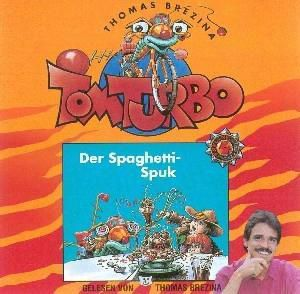 Der Spaghetti-Spuk, Tom Turbo