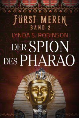 Der Spion des Pharao, Lynda S. Robinson