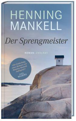 Der Sprengmeister, Henning Mankell
