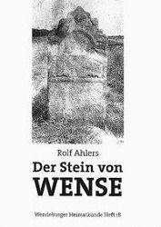 Der Stein von Wense, Rolf Ahlers