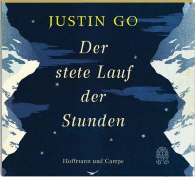 Der stete Lauf der Stunden, 8 Audio-CDs, Justin Go