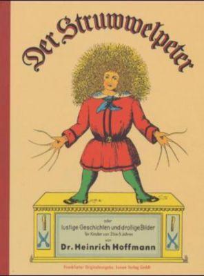 Der Struwwelpeter, Unzerr., Heinrich Hoffmann