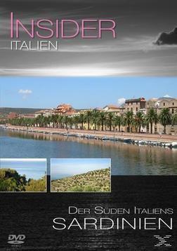 Der Süden Italiens Sardinien, DVD