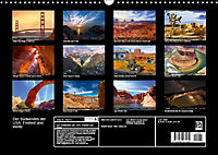 Der Südwesten der USA. Freiheit und Weite (Wandkalender 2019 DIN A3 quer) - Produktdetailbild 13
