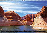 Der Südwesten der USA. Freiheit und Weite (Wandkalender 2019 DIN A3 quer) - Produktdetailbild 11