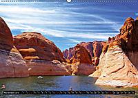 Der Südwesten der USA. Freiheit und Weite (Wandkalender 2019 DIN A2 quer) - Produktdetailbild 11