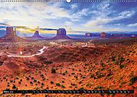 Der Südwesten der USA. Freiheit und Weite (Wandkalender 2019 DIN A2 quer) - Produktdetailbild 3