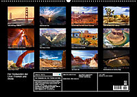 Der Südwesten der USA. Freiheit und Weite (Wandkalender 2019 DIN A2 quer) - Produktdetailbild 13