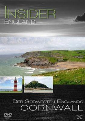 Der Südwesten Englands Cornwall, DVD