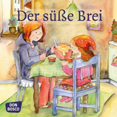 Der süße Brei, Wilhelm Grimm, Jacob Grimm