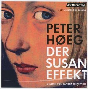 Der Susan-Effekt, 9 Audio-CDs, Peter Høeg