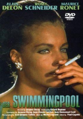 Der Swimmingpool, Romy Schneider, Alain Delon, Maurice Ronet