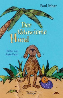 Der tätowierte Hund, Neuausgabe, Paul Maar