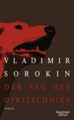 Der Tag des Opritschniks, Vladimir Sorokin