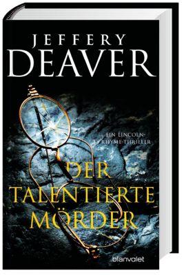 Der talentierte Mörder, Jeffery Deaver