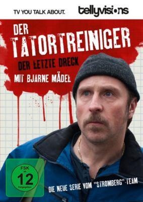 Der Tatortreiniger - Staffel 1, Mizzi Meyer