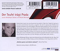 Der Teufel trägt Prada, 4 Audio-CDs - Produktdetailbild 1