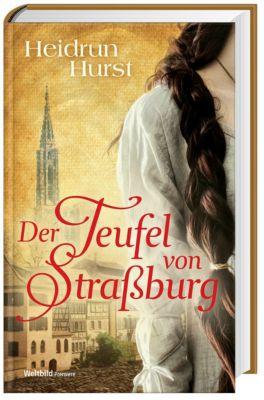 Der Teufel von Straßburg, Heidrun Hurst