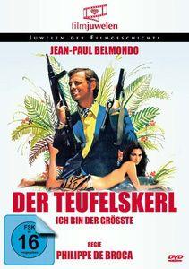 Der Teufelskerl, Jean-Paul Belmondo