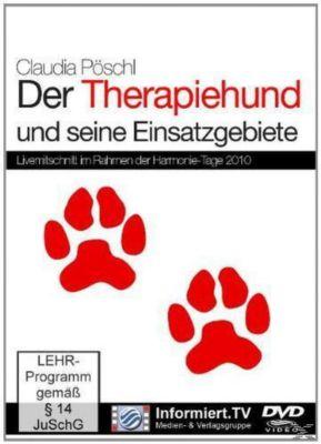 Der Therapiehund und seine Einsatzgebiete - Livemitschnitt der Harmonie-Tage 2010, Claudia Pöschl