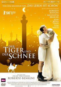 Der Tiger und der Schnee, DVD, Roberto Benigni, Vincenzo Cerami
