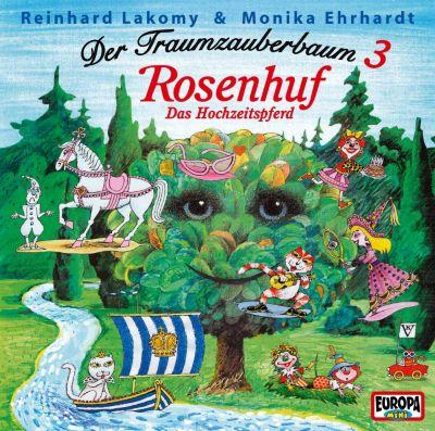 Der Traumzauberbaum 3, Reinhard Lakomy, Monika Ehrhardt
