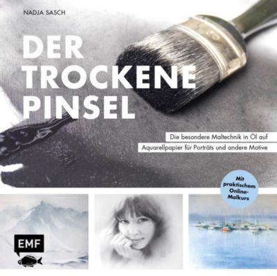 Der trockene Pinsel - Nadja Sasch |