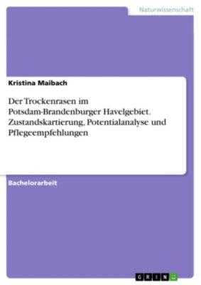 Der Trockenrasen im Potsdam-Brandenburger Havelgebiet. Zustandskartierung, Potentialanalyse und Pflegeempfehlungen, Kristina Maibach