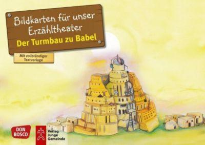 Der Turmbau zu Babel, Kamishibai Bildkartenset -  pdf epub