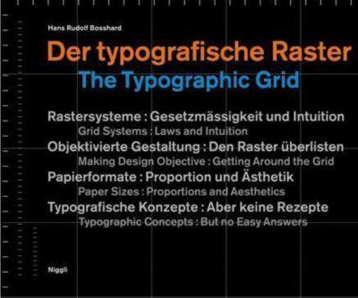 Der typografische Raster, Hans H. Bosshard