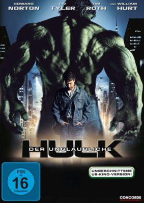 Der unglaubliche Hulk, Edward Norton, Liv Tyler